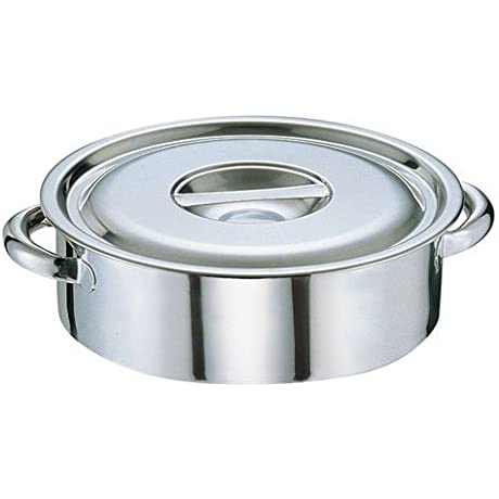 Stainless Steel Outer Ring Pan 42 Cm AST 24042