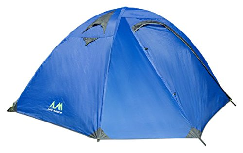 Arctic Monsoon 2 Person Backpacking Tent Portable And