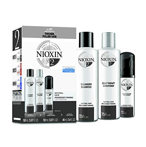 Nioxin System Hair Care Kits – Full Size (90 Days) &Trial Size (30 Days) Options