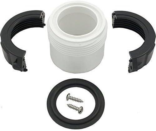 Magic 0611-15 1.5 Slip Heater Tailpiece with Split Nut