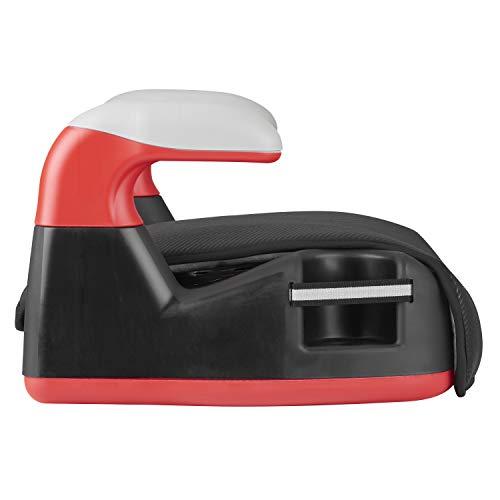 41nlVjAuAbL - Big Kid No Back Booster Car Seat, 40 - 110 Lbs., Black Chevron
