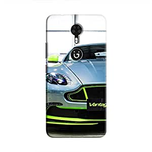 Cover It Up - AM Vantage GT8 Green Gionee A1 Hard Case