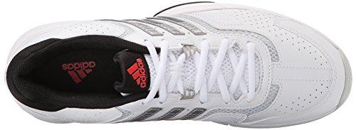 Adidas Barricade Court 2 Pelle Scarpa da Tennis