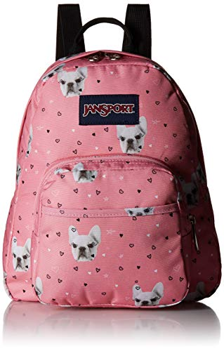 JanSport Half Pint Backpack Fierce Frenchies