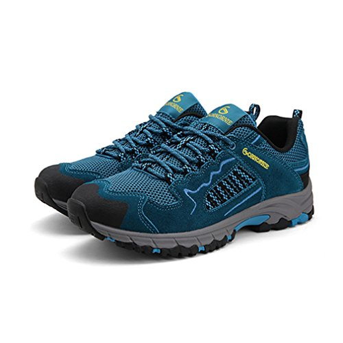 lac Unisex caño bajo botas de bleu XIGUAFR adulto TfYwPq