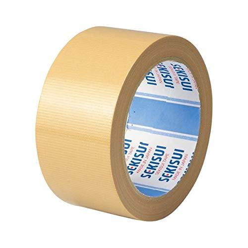 (まとめ)セキスイ 布テープ NO.600A 50mm×25m 茶 N60XA03【×20セット】 生活用品 インテリア 雑貨 文具 オフィス用品 テープ 接着用具 14067381 [並行輸入品] B07QHJM63B