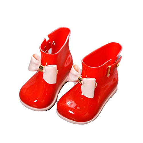 Waterproof Child Rubber Boots Jelly Soft Infant Shoe Girl Boots Baby Rain Boots Children Rain Shoes