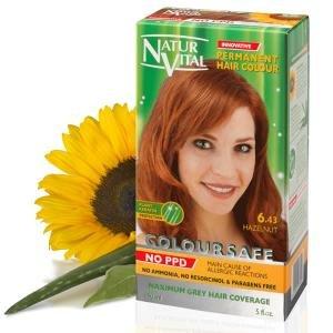 Permanent Hair Dye, Permanent Hair Color. Coloursafe, No ...
