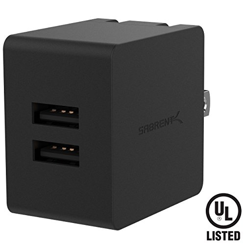 Sabrent Smart USB Chargers with Auto Detect Technology