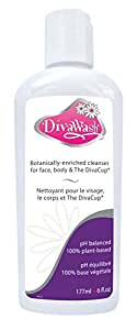 DivaCup DivaWash® Natural DivaCup Cleaner -- 6 fl oz