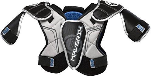 Maverik Lacrosse 3001037 Charger Shoulder Pad, Large, Multicolor