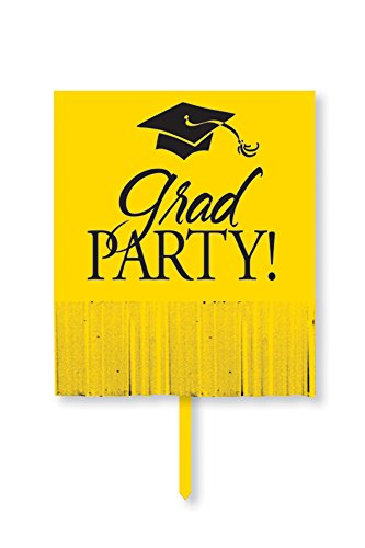 Congrats Grad Yard Sign - 8