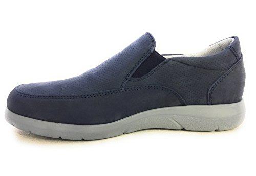 Loafer Blu Menns Leiligheter Stonefly Indigo Avaqn5gw