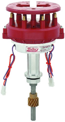 Mallory 6659904 CT Pro Dual Magnetic Pickup Distributor