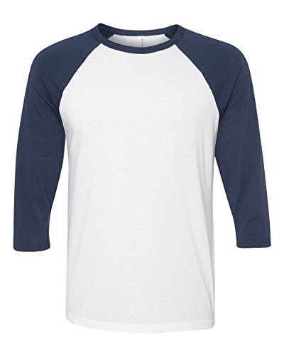 Navy Blue Baseball Shirt - 6