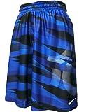 Nike Mens KD Dagger Elite Basketball Shorts Photo Blue/Black 718622-406 Size 2X-Large