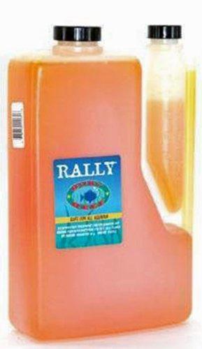 Ruby Reef ARR11134 Rally Aquarium Water Treatment, 2-Liter