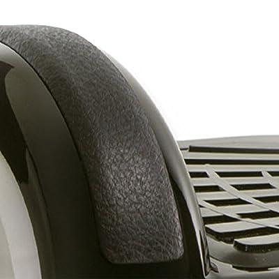SmartGyro série X–Protecteur pour skateboard électrique, couleur noir, taille l