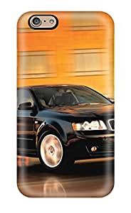 Iphone 6 Cover Case - Eco-friendly Packaging(audi A4 1 Orange Red Black Cars Audi)