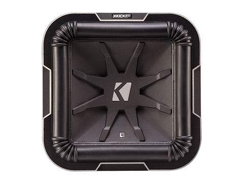 Kicker 41L7124 12 Inch L7 Dual 4 Ohm Subwoofer