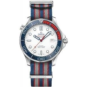 41nlZr9rZ9L. SS300  - Omega James Bond 007 212.32.41.20.04.001 Commanders Automatic Men's Watch