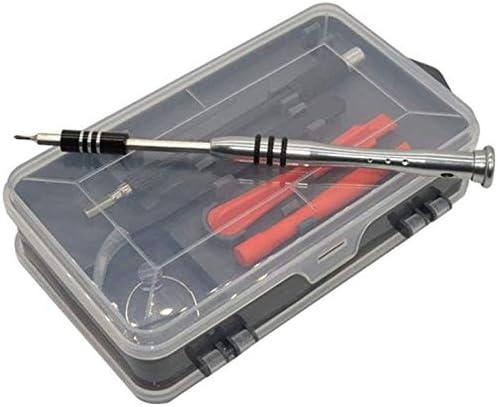 GSAGJsf 精密ドライバーセット、電話シリーズ/マック/パッド/ PS3 / PS4 /メガネ/ウォッチ/携帯電話/PC用磁気ドライバー修復ツールキット