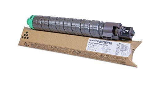 Black Xante Toner (Xante Impressia Toner Cartridge Black 200-100323)