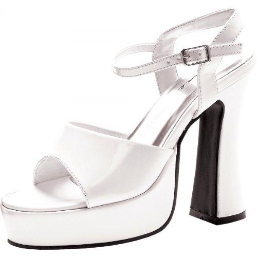 Lea-557 Shoes - Size 6 - Lea White Adult Shoes