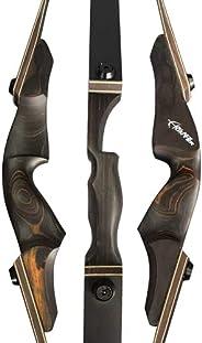 NC93 Original Black Hunter 60'' Limbs 30/35/40/45/50lbs for Right Hand Hunting
