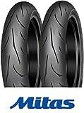 Mitas Sport Force Plus 190/55-17 75W Radial Rear Sportbike Tire