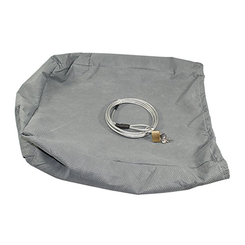IAP Performance AC100020 Gray Deluxe 4-Layer Car Cover (Includes Lock, Cable, and Carry Bag for VW (Deluxe Bus)