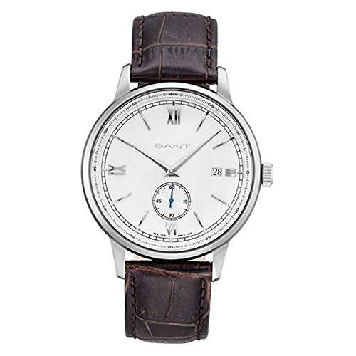 Gant Reloj Multiesfera para Hombre de Cuarzo con Correa en Cuero GT023001