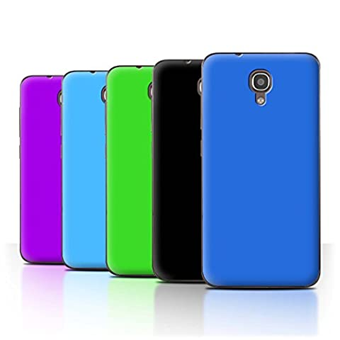 STUFF4 Phone Case / Cover for Alcatel Idol 2S / Pack 10pcs / Colours Collection - 2s Ap