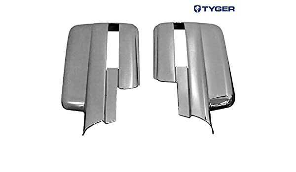 MaxMate 09-13 Ford F150 Chrome Mirror Cover With Signal Cutout