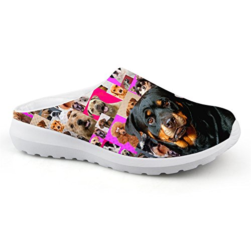Outdoor Slippers Slippers Cat Cute C8wca4544ca FancyPrint Print Womens vq4FXxw