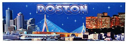 Boston Skyline Refrigerator Magnet ()