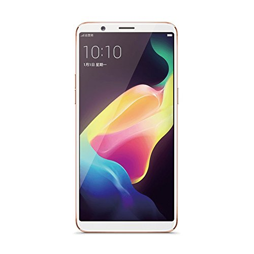 OPPO R11s Full scree 6.01 inch 4GB RAM 64GB ROM Snapdragon 660 Octa core Face ID 4G AI intelligent beauty Smartphone (Gold)