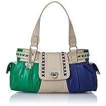 Butterflies Womens Shoulder Bag MultiColor BNS 0387
