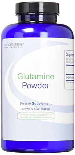 BioGenesis Glutamine Fine Powder, 300 Gram