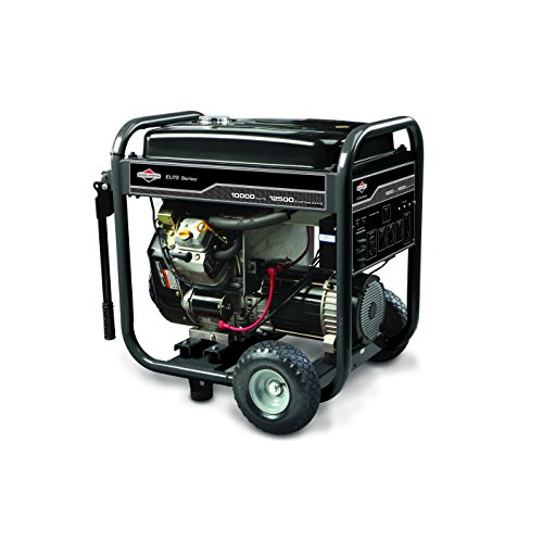 Briggs & Stratton 30207, 10000 Running Watts/12500 Starting Watts, Gas Powered Portable Generator Discontinued by Manufacturer