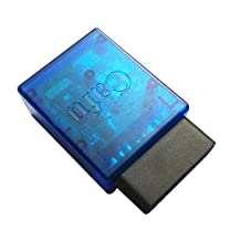 UltaBuild(TM)ELM327 Wifi Scanner Auto OBD2 Diagnostic Tool ELM 327 WIFI OBDII Scanner For iphone iPad PC CV1 hot selling
