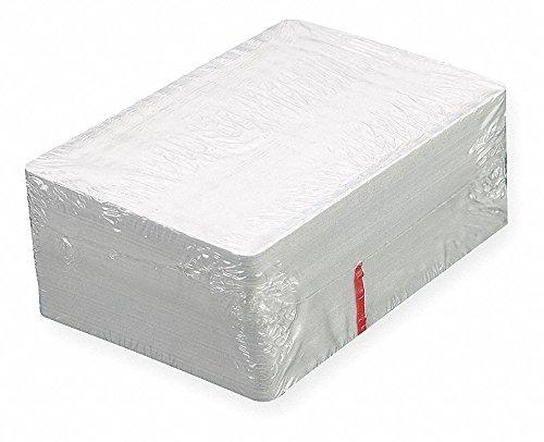 PVC Cards, Adhesive Back, PK100