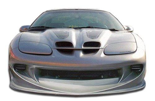 Pontiac Body Kit - Duraflex ED-JHW-495 Sniper Front Bumper Cover - 1 Piece Body Kit - Compatible For Pontiac Firebird 1998-2002