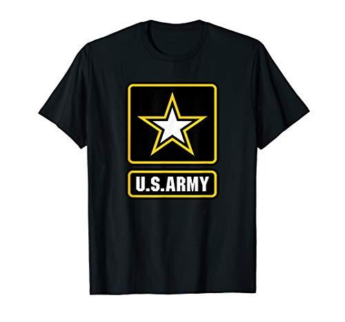 Army Shirt U.S. Army Star 4th July Fathers Day T -