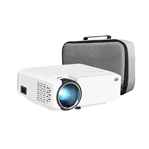 """BIGVUE Mini Projector 