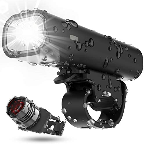 Updated Rechargeable Headlight Bicycles Mountain product image