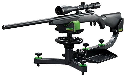 - Rifle Shooting Rest DELUXE Tactical Stand ~ Adjustable Gun Stand Bench for Range Shooting, Scope Sighting, Cleaning, Maintenance ~ STURDY, WELL-BUILT!!