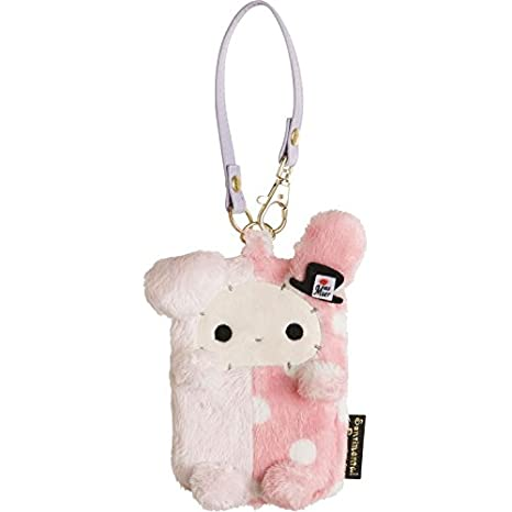 Sentimental Circus Pass Case Stuffed Toy by San X