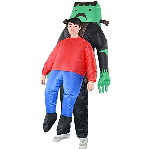 ypyrhh Traje Hinchable, Disfraces inflables para Adultos ...