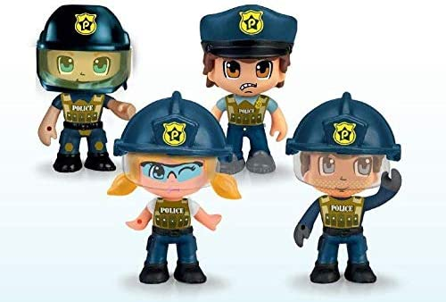 Pinypon Action - Policía Figura Squad EOD (Famosa 700015589 ...